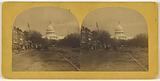 Pennsylvania Avenue & US Capitol