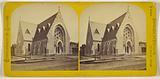 New England Congregational Church, SE Corner Dearborn & Delaware Place, Chicago