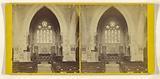 Holy Trinity Church, Ventnor, IW – (Interior.)