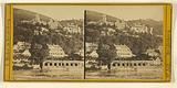 Elector's Castle in Ruins, Heidelberg, Sept. 16th 1870.