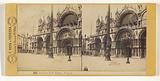 Basilica di S Marco. Venezia.