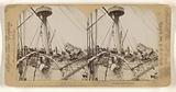 General view of the Wrecked Battleship Maine, Havana Harbor, Cuba