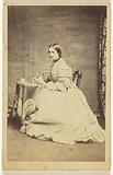 Nelly Campbell. July 1863. Miss CJ Soddell (?)