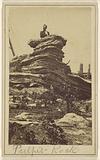 "Pulpit rock/Gallery,""Point Lookout."" Lookout Mountain, Tenn"