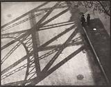 Photograph – New York [From the Viaduct, Shadows]