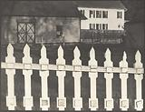 Photograph – New York [The White Fence]