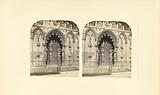 West Door of Lichfield Cathedral