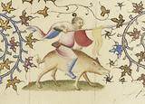 Manlius Capitolinus Defending the Capitoline Hill against the Franks