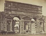 Porta Maggiore & Bakers Tomb, Rome
