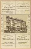 View of Hansford Block – Having two Frontages – on Market, Also California Street – Built 1879-80
