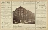 Palace Hotel block, San Francisco