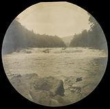Thomas Johnston Homer II and Fred Coffin Canoeing, II