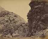 Rocky bit in the Pass, near Ali Musjid