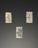Group of cast Pendant Beads