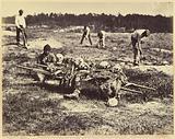 A Burial Party, Cold Harbor, Virginia