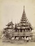 Queen's Silver Pagoda – Mandalay