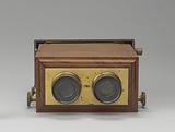 Stereoscope (reversible in box)