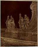 Four Statues at Versailles