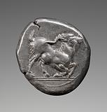 Coin (drachm) of Paros