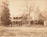 Elms Court, Natchez, Mississippi, Residence of the Honorable AP Merrill