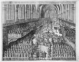 Carolo III. Lotharingiae et Barri Duci…Dix grande Tables, contenantes les pourtaictz des pompe funebres.