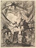 The Giant Wheel, from Carceri d'invenzioni (Imaginary Prisons)