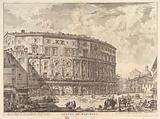 The Theatre of Marcellus (Teatro di Marcello)
