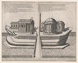 Speculum Romanae Magnificentiae: Temples on the Isle of Tiber