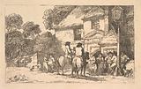 The Three Horseshoes, a Roadside Inn