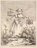 La marchande d'oyseaux (The Bird Merchant)