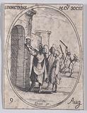 S Demetrius et Ses Compagnons (St Demetrius and His Companions), August 9th, from Les Images De Tous Les Saincts et …