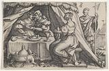 Judith and Holofernes Dining