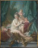 The Toilette of Venus