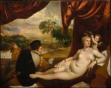 Venus and the Lute Player