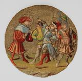 Saint Martin and the Brigands