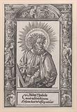 Judas Thaddaeus, from Christ and the Apostles