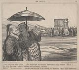 Tiens, regarde cette caisse…. , elle renferme les envoyés Américains qui se rendent a Pékin!