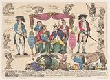 Sketch of Politiks in Europe, Birthday of the King of Prussia