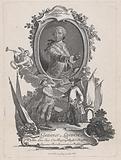 Portrait of Gideon a Laudohn, Nobbleman of Livonia (Latvia)
