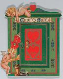 Valentine – Mechanical, Cupids with safe and money