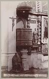 First pulpit used by Christians in Mexico