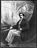 Gottschalk at Chickering piano