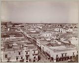 Birdseye view of Puebla