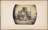 Group portrait of native Peruvians