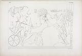Battaglie e conquiste di Ramses II sopra popoli d'Asia, rappresentate nell'atrio del tempietto di Beit-ualli [Beit …]