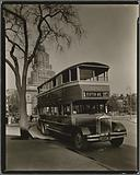 Fifth Avenue Bus, Washington Square, Manhattan