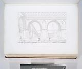 Vue de la cour de la Mosquée Teyloun