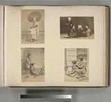 Japanese women wearing Kimono: Sewing, Hairdressing, and Dressing up