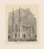 Roman Catholic Cathedral, on Fifth Avenue