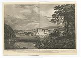 A view of Bethlehem, the great Moravian settlement in the Province of Pennsylvania